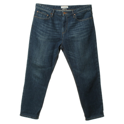 Isabel Marant Etoile Jeans in donkerblauw