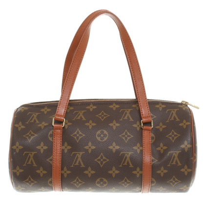 Louis Vuitton Papillon bag with Monogram