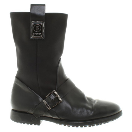 Bogner Boots in Black