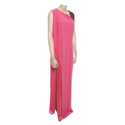 Escada Abendkleid in Pink