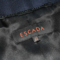 Escada Tunikamantel in Blau
