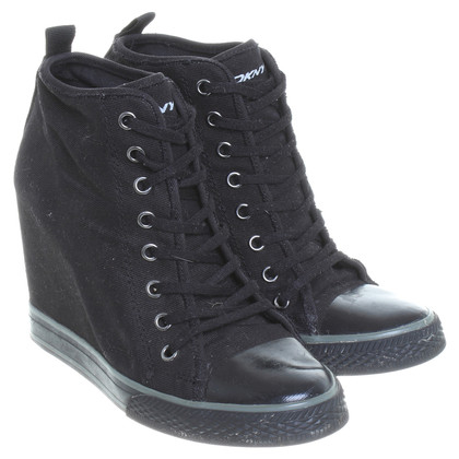 Donna Karan Sneakers with wedge heel