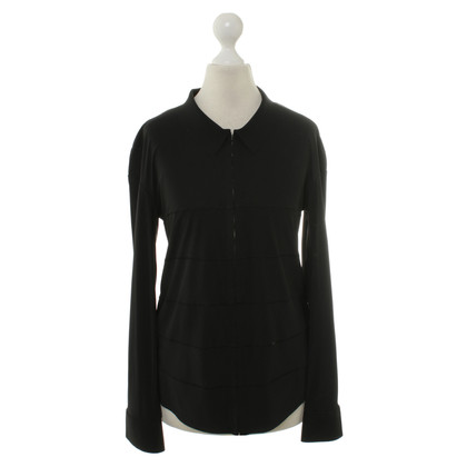 Marithé et Francois Girbaud Blouse in black