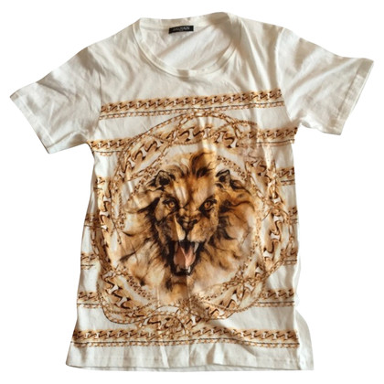Balmain T-shirt avec motif imprimé