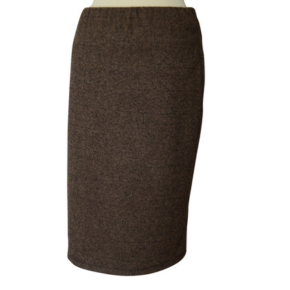 Max Mara Tweed Midi Rock