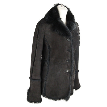 Other Designer Bruno Magli - fur jacket
