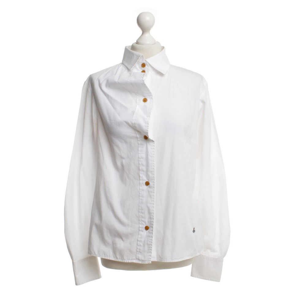 Vivienne Westwood Blouse in white
