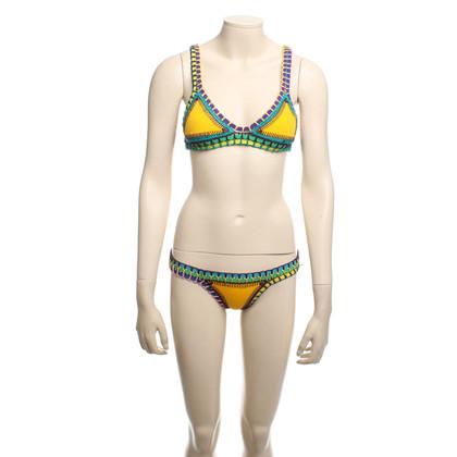 Kiini  Bikini en jaune