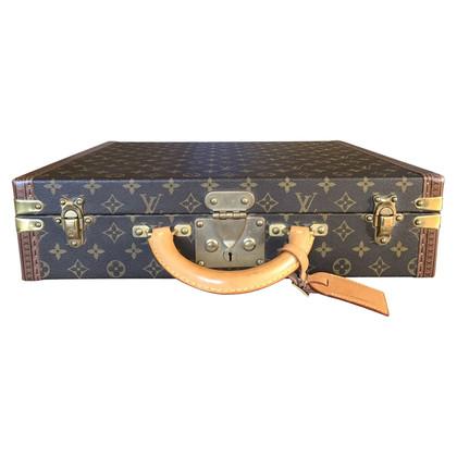 Louis Vuitton Presidente valigetta in Monogram Canvas