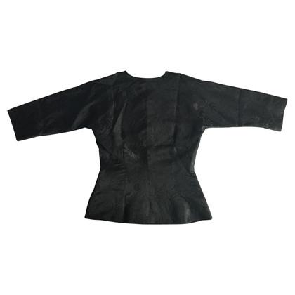 Dolce & Gabbana Black jacquard jacket