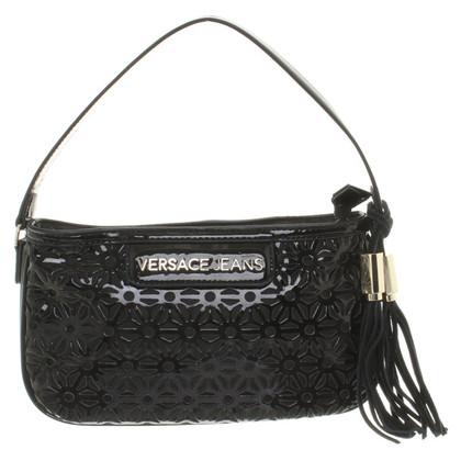 Versace Handtas in zwart