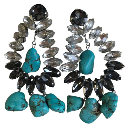 By Malene Birger Statement Earrings