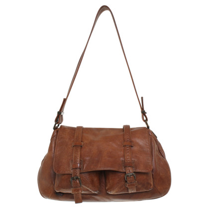 Belstaff Borsetta in Distressed
