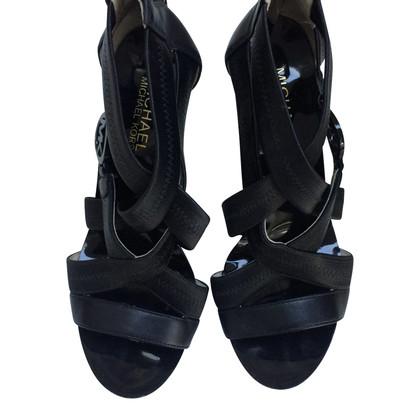 Michael Kors Sandals in black