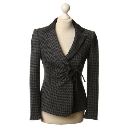 Armani Knit Blazer pattern