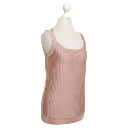 Wolford Knit top in blush pink