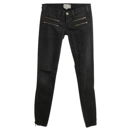 Current Elliott Jeans met ritsen