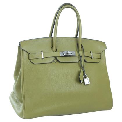 "Hermès ""Birkin Bag 35"" from Togo Leather"