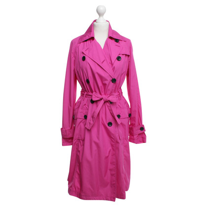 IQ Berlin Trench coat in pink