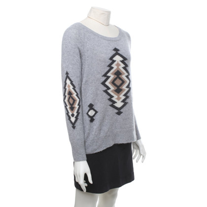 360 Sweater Pullover mit Strickmuster