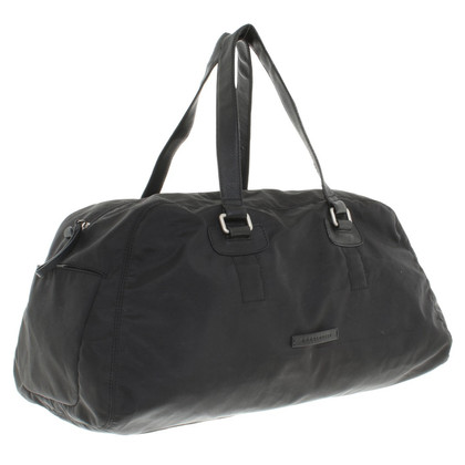 Coccinelle Travel bag in black