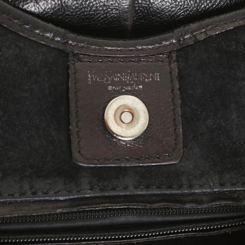 Yves Saint LaurentTas in zwart- Second-handYves Saint LaurentTas in ... 1a5189e1b7