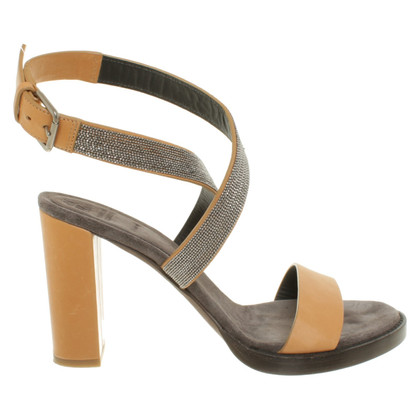 Brunello Cucinelli Leather sandals