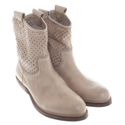 Fiorentini & Baker Boots with cut-outs