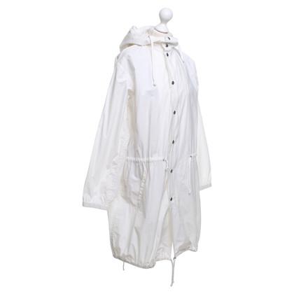 Céline Jacket in White