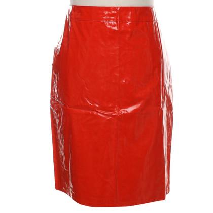 Max Mara skirt in red