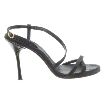 DKNY High Heels in Schwarz