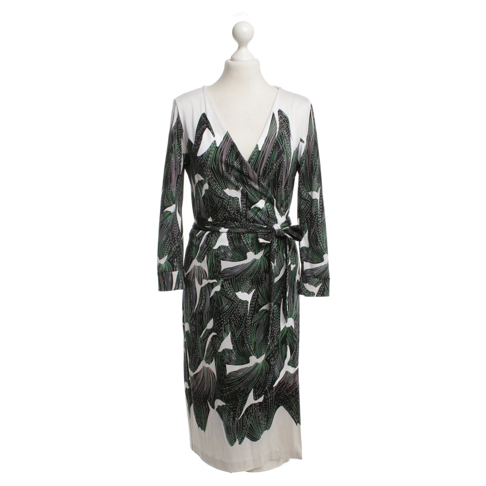 diane von furstenberg motif robe portefeuille imprimer acheter diane von furstenberg motif. Black Bedroom Furniture Sets. Home Design Ideas