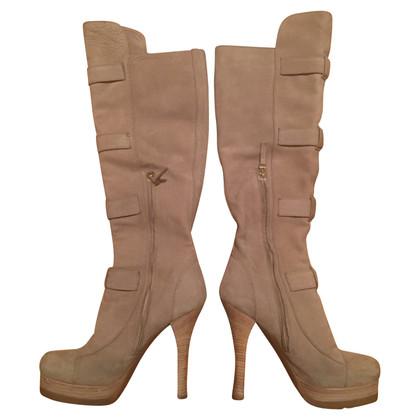 Fendi Ankle boots in beige