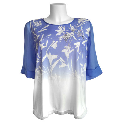 Blumarine Blouse with silk