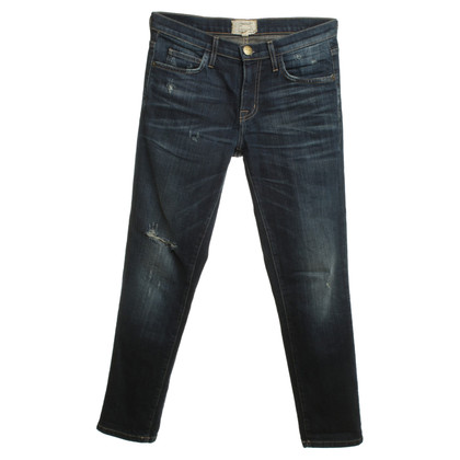 Current Elliott Jeans in vernietigde blik