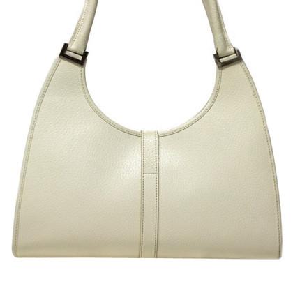 Gucci Handbag purse cream white