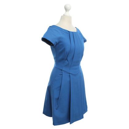 Reiss Blaues Kleid