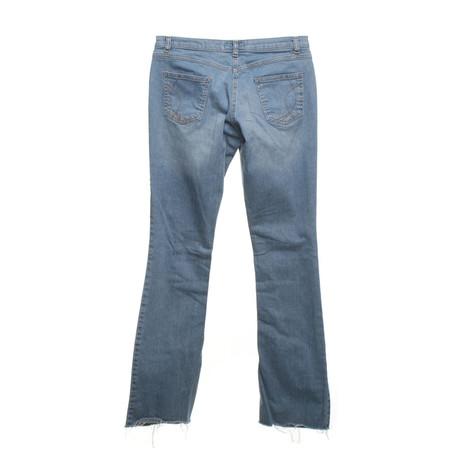 Patrizia Blau in Jeans Pepe Patrizia Pepe Jeans Blau 7OO6SF