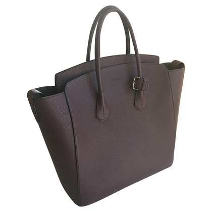 Bally Bally Borsa Tote Bag merlot