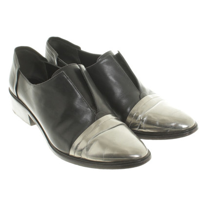 Rachel Zoe Slipper in Schwarz