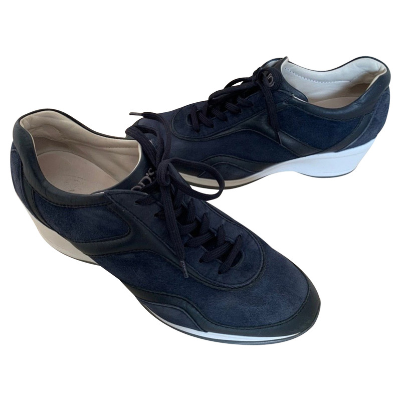 Trainers Suede in Blue buy used for 140