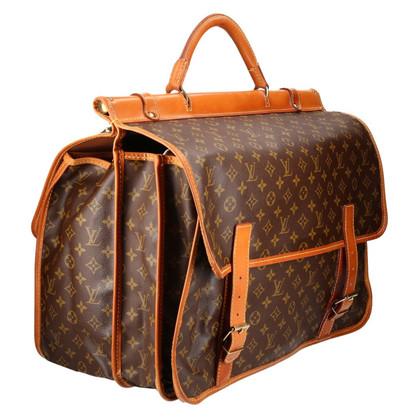 Louis Vuitton Kleidersack aus Monogram Canvas