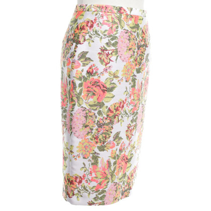 Stella McCartney skirt with floral print