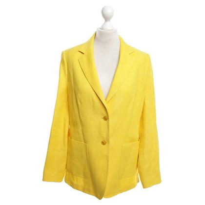 Max Mara Blazer in het geel