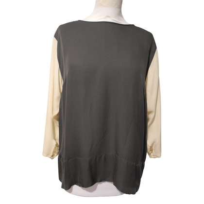 By Malene Birger Blouse with rhinestones
