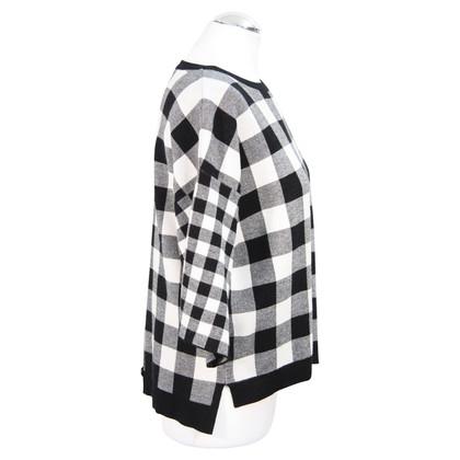 Karen Millen Checked sweater