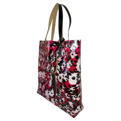 Marni Shopper mit Allover-Print