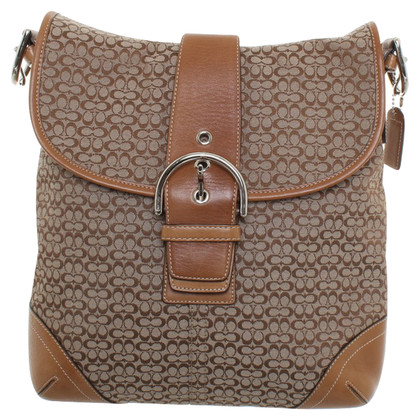 Coach borsa patterned