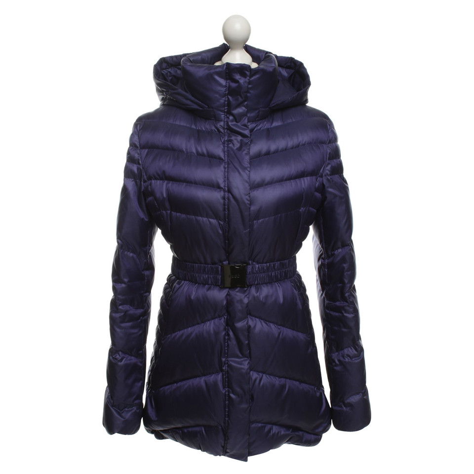 hugo boss daunenjacke in violett second hand hugo boss daunenjacke in violett gebraucht kaufen. Black Bedroom Furniture Sets. Home Design Ideas