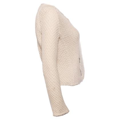 Iro Knitted blazer jacket